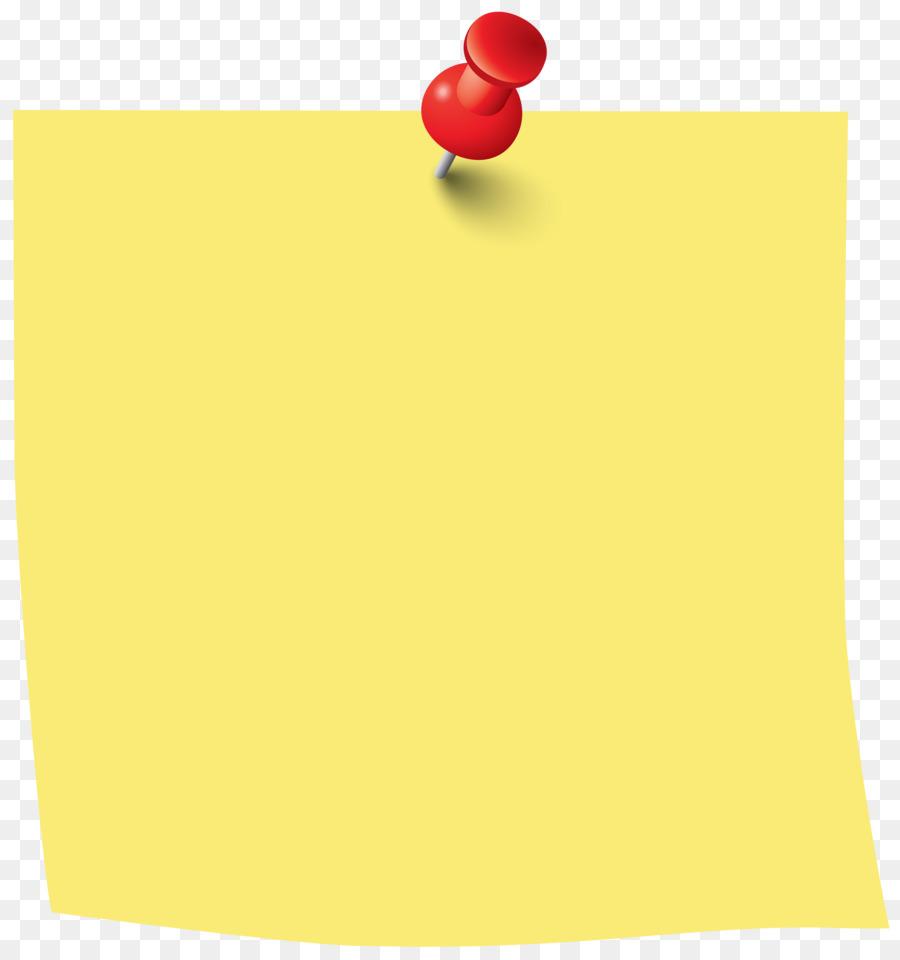 Microsoft Sticky-Note Cliparts