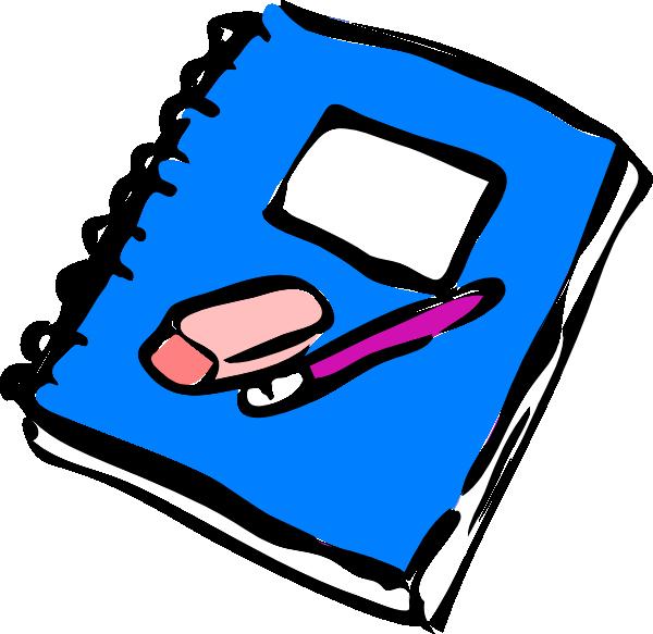 Notebook Clip Art At Clker Com Vector Cl-Notebook Clip Art At Clker Com Vector Clip Art Online Royalty Free-6