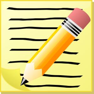 Notepad Clip Art-Notepad Clip Art-5