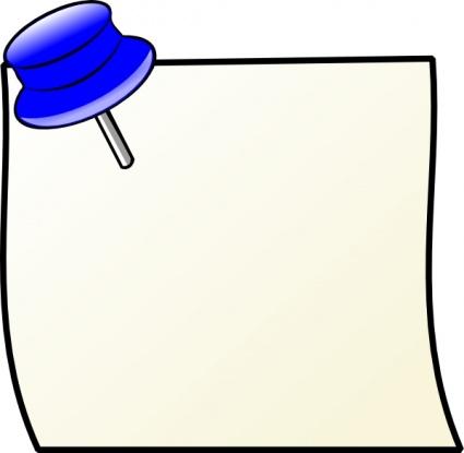 ... Notepad Clip Art - clipartall ...