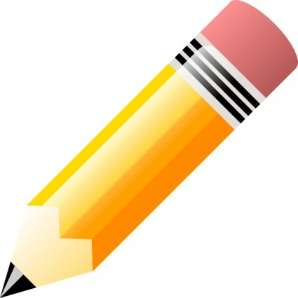 Notepad Pencil Clip Art Free .