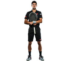 Novak Djokovic Photos PNG Image