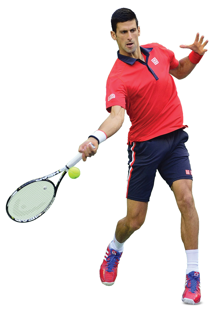 Novak Djokovic PNG File