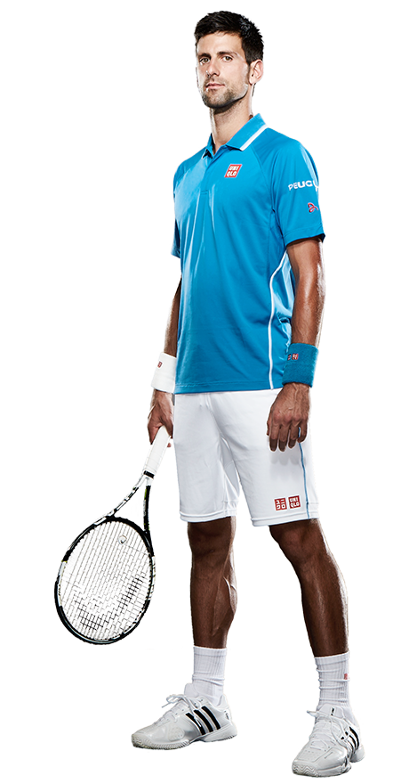 Novak Djokovic PNG Transparent Image-Novak Djokovic PNG Transparent Image-7