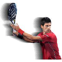 Novak Djokovic Transparent PNG Image