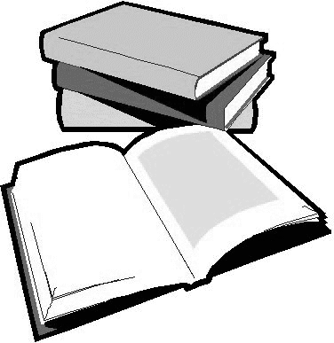 novel clipart