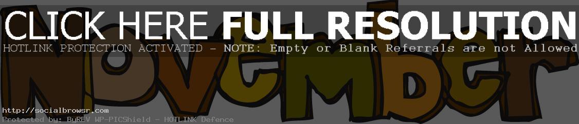 November Clipart Free - Blogsbeta