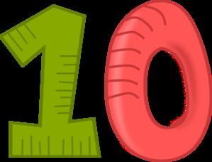 Number 10 Clip Art At Clker Com Vector C-Number 10 Clip Art At Clker Com Vector Clip Art Online Royalty Free-1