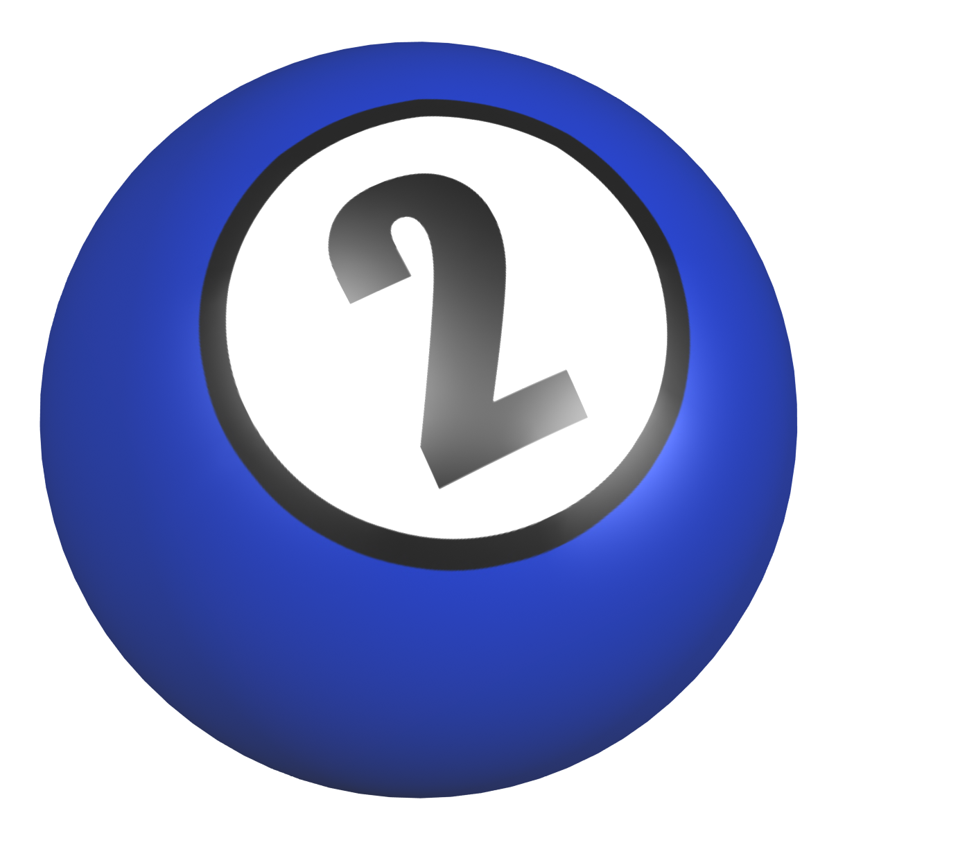 Number 2 Ball With Image From Clipart Fr-Number 2 Ball With Image From Clipart Free Clip Art Images-5