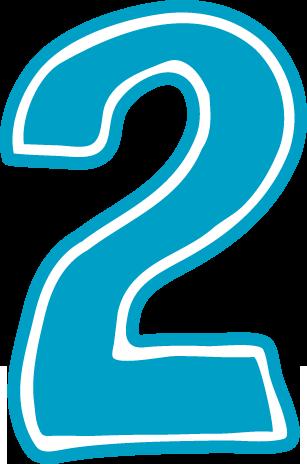 Number 2 Clip Art-number 2 clip art-9