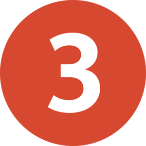 Number 3 Clip Art