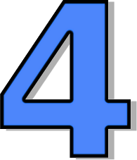 ... Number 4 Clipart - clipartall ...