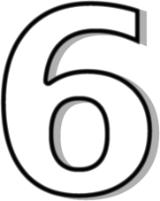 Number 6 Clip Art. 996006b4cdc4818c2865f-Number 6 Clip Art. 996006b4cdc4818c2865f8b1928e2a .-6