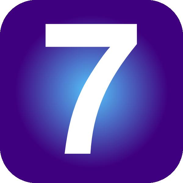 Number 7 Clip Art At Clker Com Vector Cl-Number 7 Clip Art At Clker Com Vector Clip Art Online Royalty Free-3