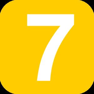 Number 7 Clip Art-number 7 clip art-5