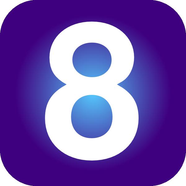Number 8 Clip Art At Clker Com Vector Cl-Number 8 Clip Art At Clker Com Vector Clip Art Online Royalty Free-5