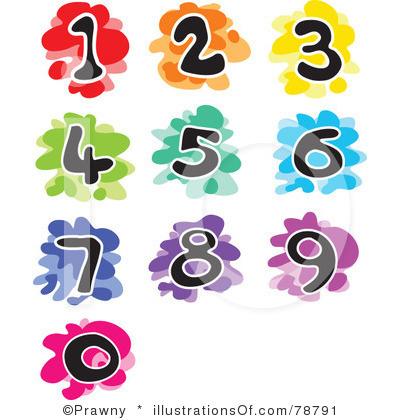 Number Clip Art-Number Clip Art-1
