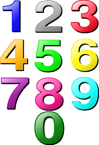 Numbers Clip Art Numbers Clipart 1 Png-Numbers Clip Art Numbers Clipart 1 Png-14