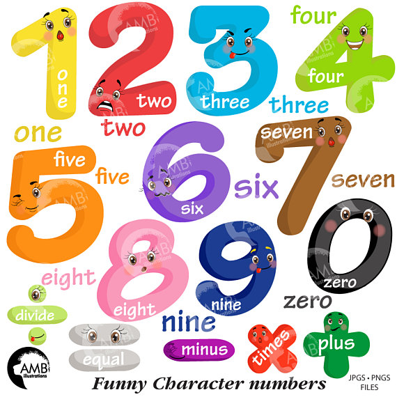Numbers Clipart-Clipartlook.com-570-Numbers Clipart-Clipartlook.com-570-4