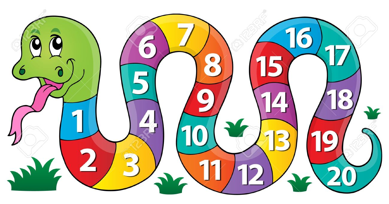snake with numbers theme image 1 eps10 v-snake with numbers theme image 1 eps10 vector illustration rh 123rf com  clip art of numbers-2