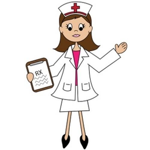 Nurse Clip Art-Nurse Clip Art-5