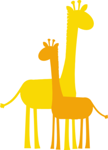 Nursery Giraffe Clip Art-Nursery Giraffe Clip Art-14