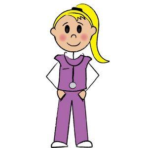 nurses in scrubs clip art | Nurse Clip Art Images Nurse Stock