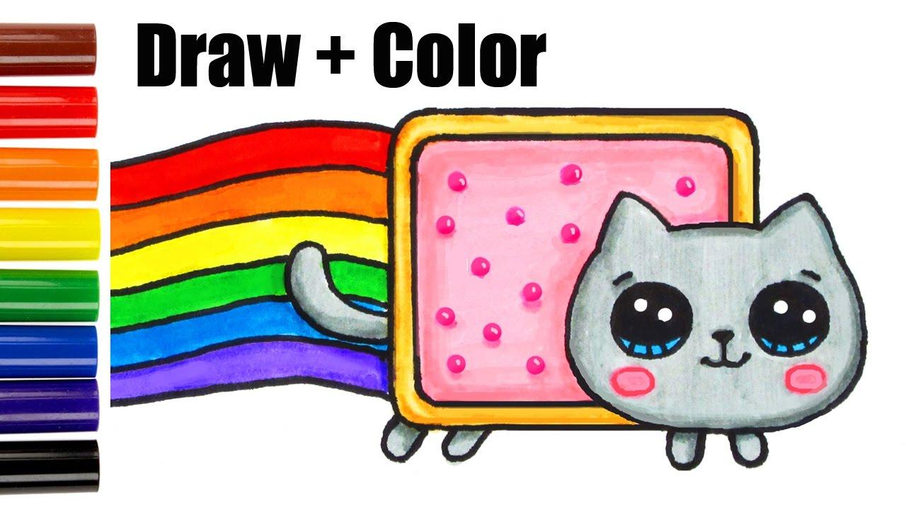 Nyan Cat Clipart