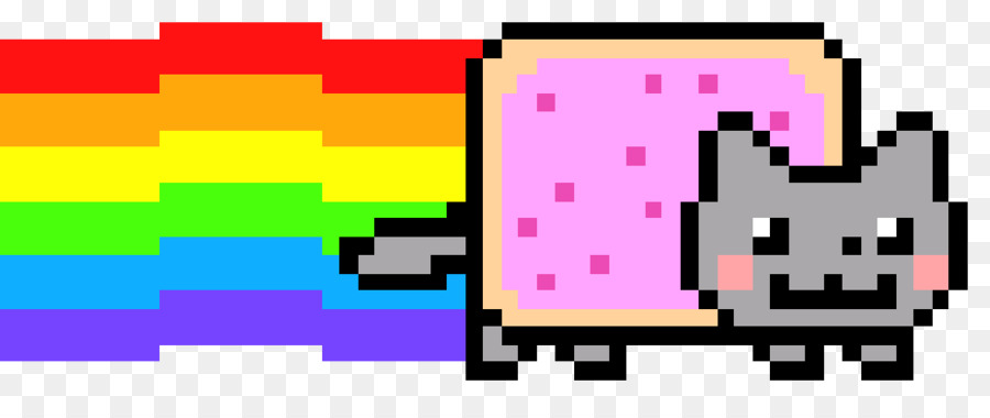 Nyan Cat Clip art - Nyan Cat PNG Transparent Images