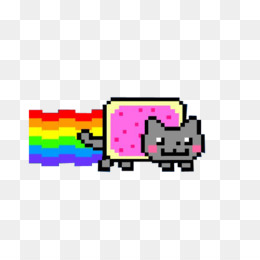Nyan Cat Clip art - Nyan Cat PNG Transparent Images png download - 512*512  - Free Transparent Square png Download.