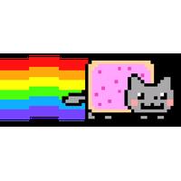 Nyan Cat Png PNG Image