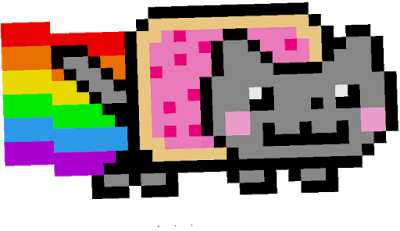 youtubers · nyan cat