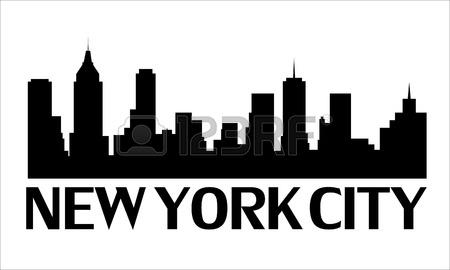 nyc skyline clip art Gallery