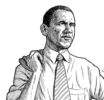 Obama Black and White Clip Art | Barack -Obama Black and White Clip Art | Barack Obama | Pinterest | Art, Black and Black and white-17