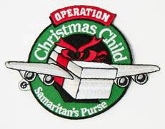 OCC u2013 Operation Christmas - Operation Christmas Child Clipart