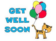 Occasions Get Well Soon .