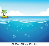 ocean clipart - Ocean Clip Art
