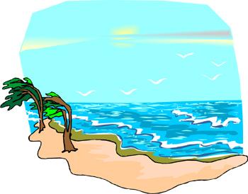 Ocean Clip Art-Ocean Clip Art-1