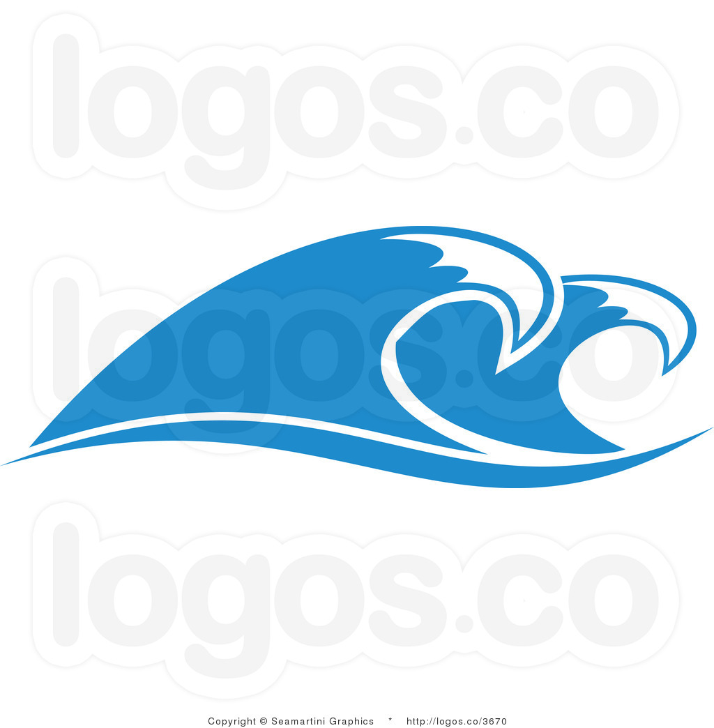 Ocean Waves Clipart Clipart P - Water Waves Clipart