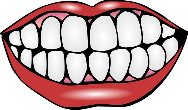 October 2012 Isang Packs - Clipart Mouth