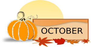 October clip art free free clipart images 4 clipartcow