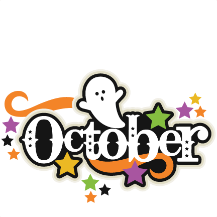 ... October free calendar clipart clip art pictures graphics .