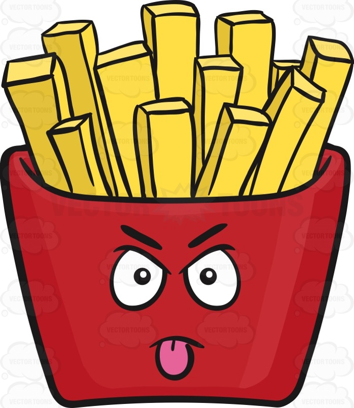 Of A Single French Fry .-of a Single French Fry .-17