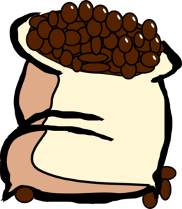 Of Coffee Beans Clip Art ..