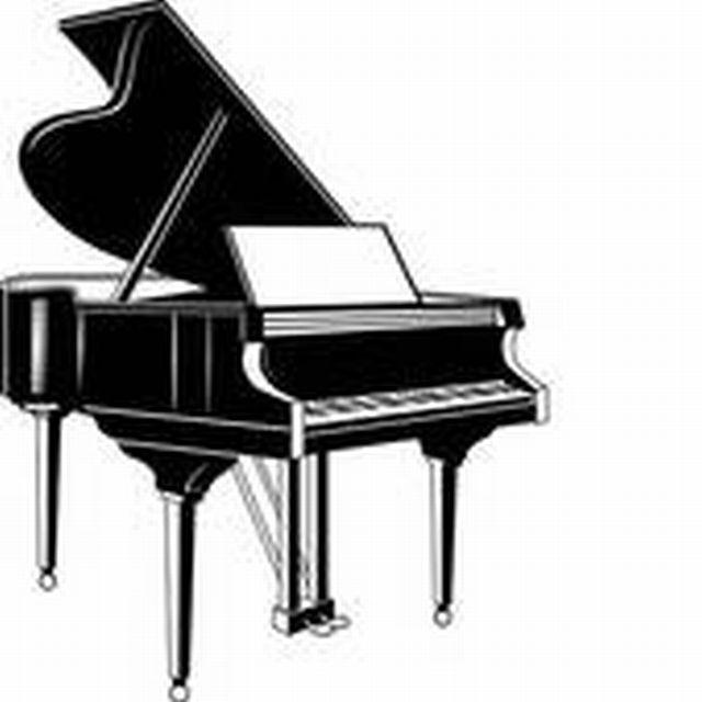 of keys on piano clipart .-of keys on piano clipart .-2