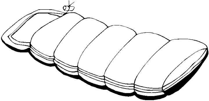 Of Sleeping Bags Clipart .