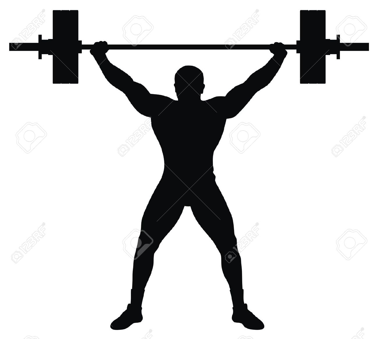 Of Weight Lifter Athlete .-of weight lifter athlete .-5