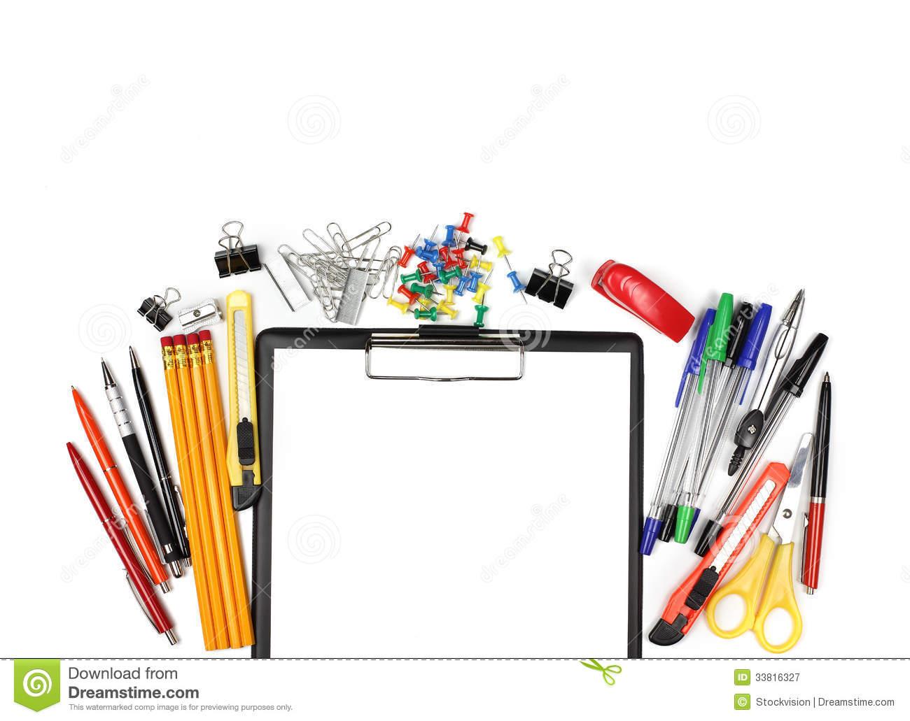 Office Supplies Background-office supplies background-5