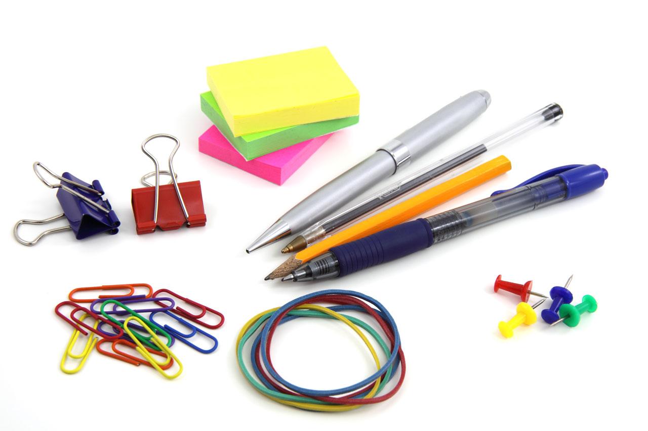 Office-supplies Clipart