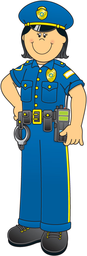 officer clipart - Police Officer Clip Art